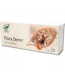 FloraDerm, 30 capsule