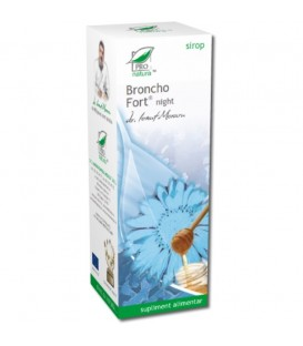 Sirop Bronchofort Night, 100 ml