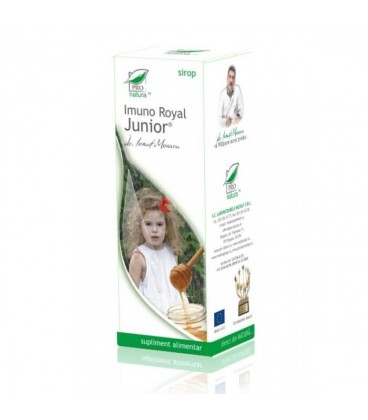 Sirop Imuno Royal Junior, 100 ml