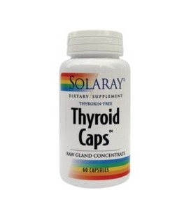 Thyroid, 60 capsule