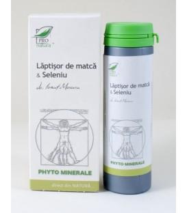 Laptisor de Matca & Seleniu, 60 capsule
