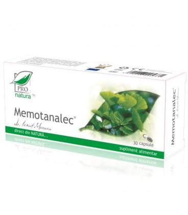 Memotanalec, 30 capsule