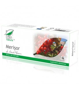 Merisor, 30 capsule