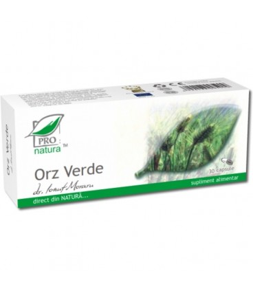 Orz Verde, 30 capsule