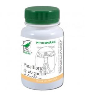 Passiflora & Magneziu, 60 capsule