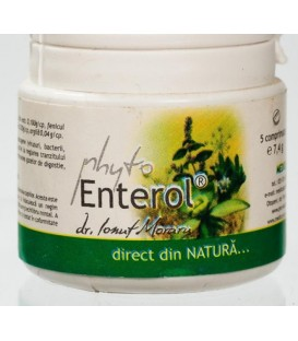 Phyto Enterol, 5 tablete