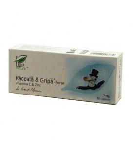 Raceala & Gripa Forte, 30 capsule