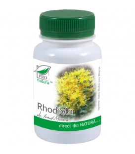 Rhodiola, 60 capsule