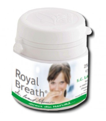 Royal Breath, 25 capsule