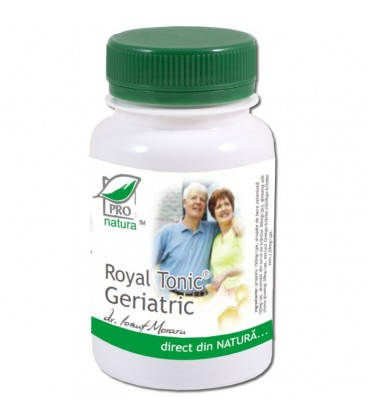 Royal Tonic Geriatric, 150 capsule
