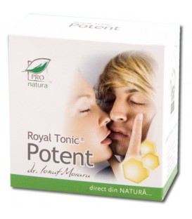Royal Tonic Potent, 40 capsule