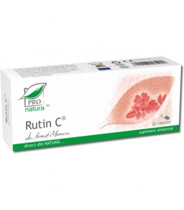 Rutin C, 30 capsule