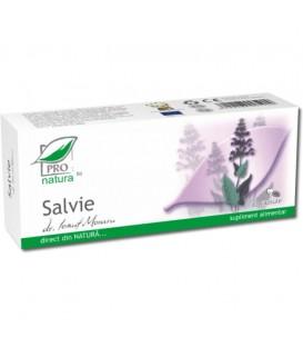 Salvie, 30 capsule