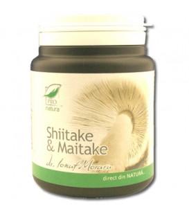 Shiitake & Maitake, 150 capsule