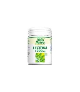 Lecitina 1200 mg, 30 capsule