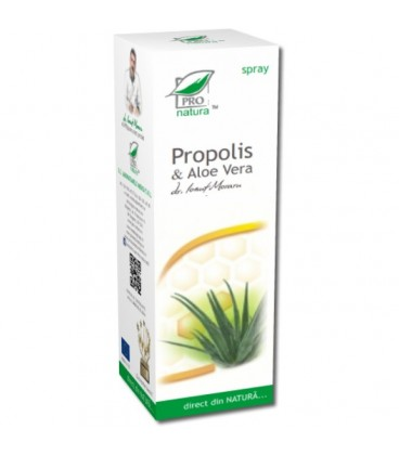 Propolis & Aloe Vera (spray), 50 ml