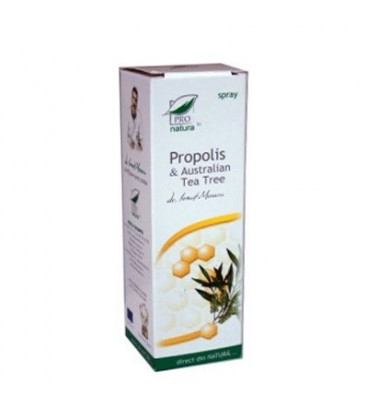 Propolis & Australian Tea Tree (spray), 50 ml