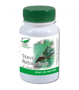Stevia Rebaudianum, 60 tablete