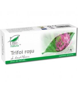 Trifoi rosu, 30 capsule