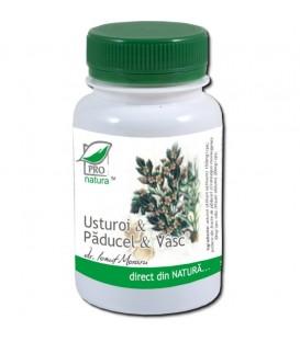 Usturoi & Paducel & Vasc, 200 capsule