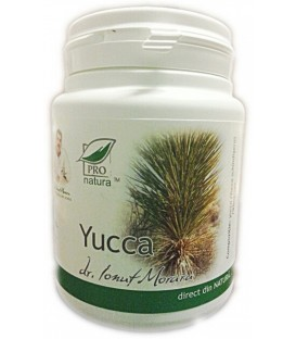 Yucca, 200 capsule