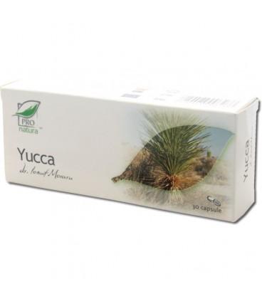 Yucca, 30 capsule