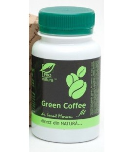 Green Coffee Fit, 60 capsule
