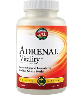 Adrenal Vitality, 60 tablete
