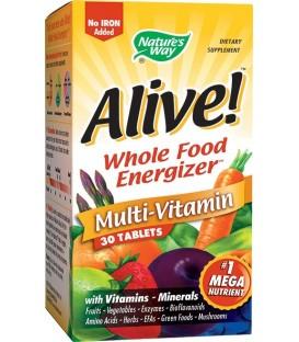 ALIVE! (fara fier), 30 tablete