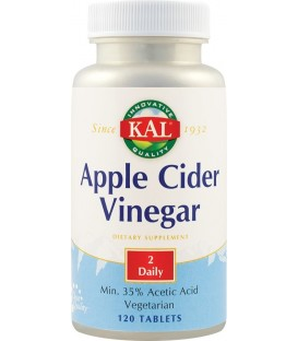 Apple Cider Vinegar, 120 tablete