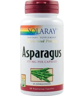 Asparagus (sparanghel) 175 mg, 60 capsule