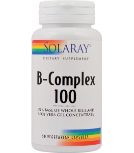 B-Complex 100 mg, 50 capsule