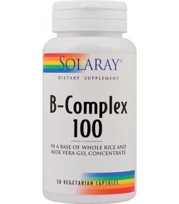 B−Complex 100 mg, 50 capsule