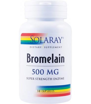Bromelain 500 mg, 30 capsule