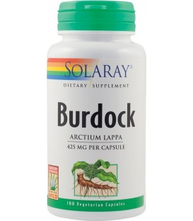 Burdock (Brusture) 425 mg, 100 capsule