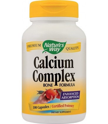 Calcium Complex Bone Formula, 100 capsule