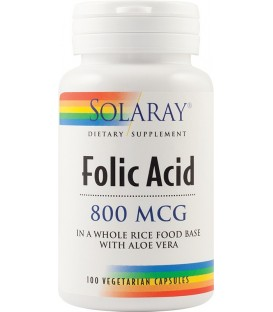 Acid Folic, 100 capsule