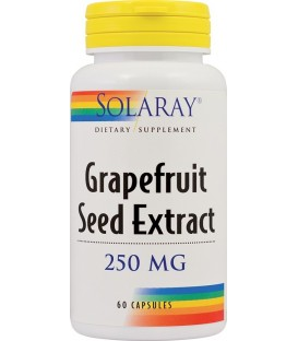 Grapefruit Seed Extract, 60 capsule