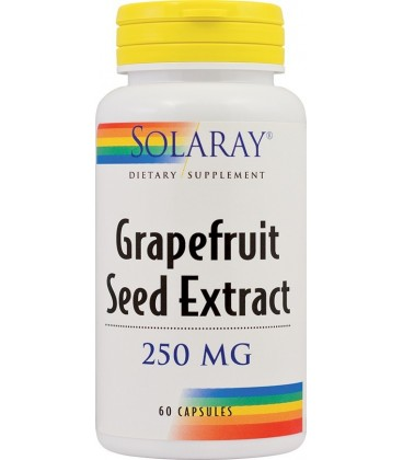 Grapefruit Seed Extract, 60 capsule