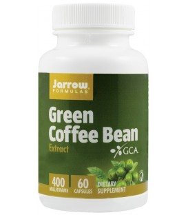 Green Coffee Bean 400 mg, 60 capsule