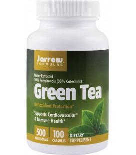 Green Tea 500 mg, 100 capsule