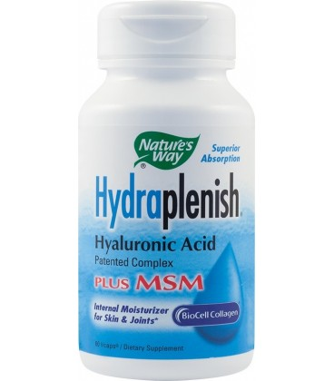 Hydraplenish Plus MSM, 60 capsule