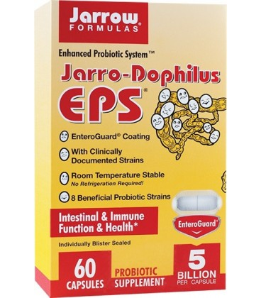 Jarro−Dophilus EPS, 60 capsule