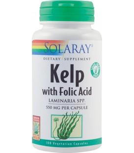 Kelp 550 mg, 100 capsule