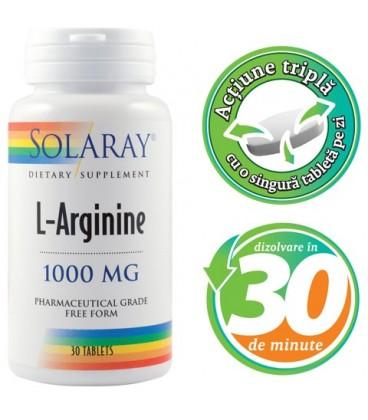 L−Arginine, 30 tablete