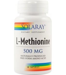 L-Methionine, 30 capsule