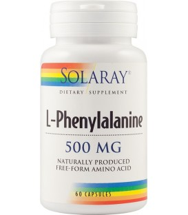 L-Phenylalanine, 60 capsule
