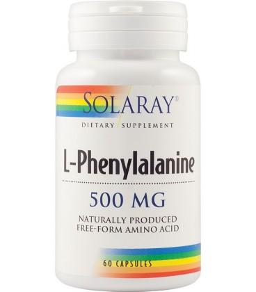 L−Phenylalanine, 60 capsule