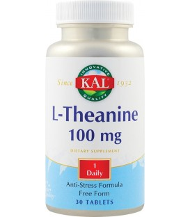 L-Theanine, 30 tablete