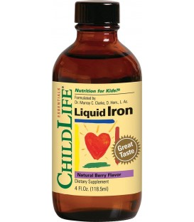 Liquid Iron 10 mg, 118.50 ml